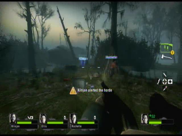 Swamp Fever - Safe House #2 | Left 4 Dead 2