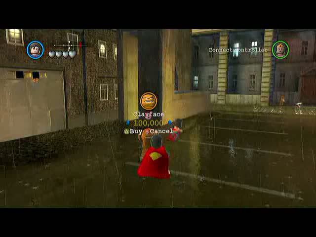 Character Tokens - Clayface | LEGO Batman 2: DC Super Heroes