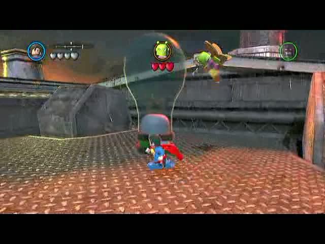 Character Tokens - Killer Moth | LEGO Batman 2: DC Super Heroes