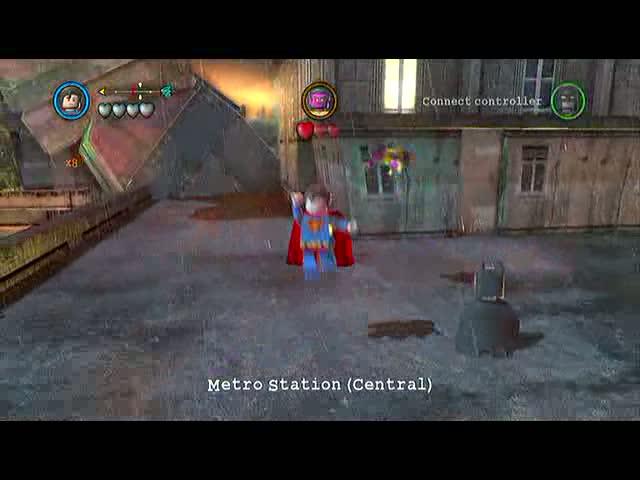 Character Tokens - Sinestro | LEGO Batman 2: DC Super Heroes