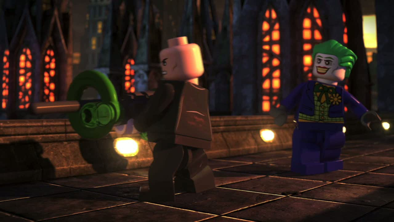 Trailer #2 | LEGO Batman 2: DC Super Heroes