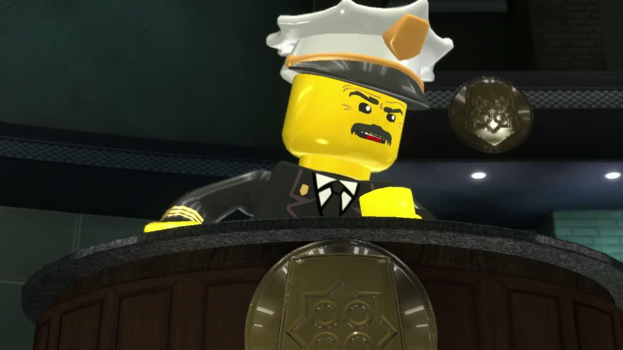 Nintendo ConferenceTrailer | LEGO City: Undercover