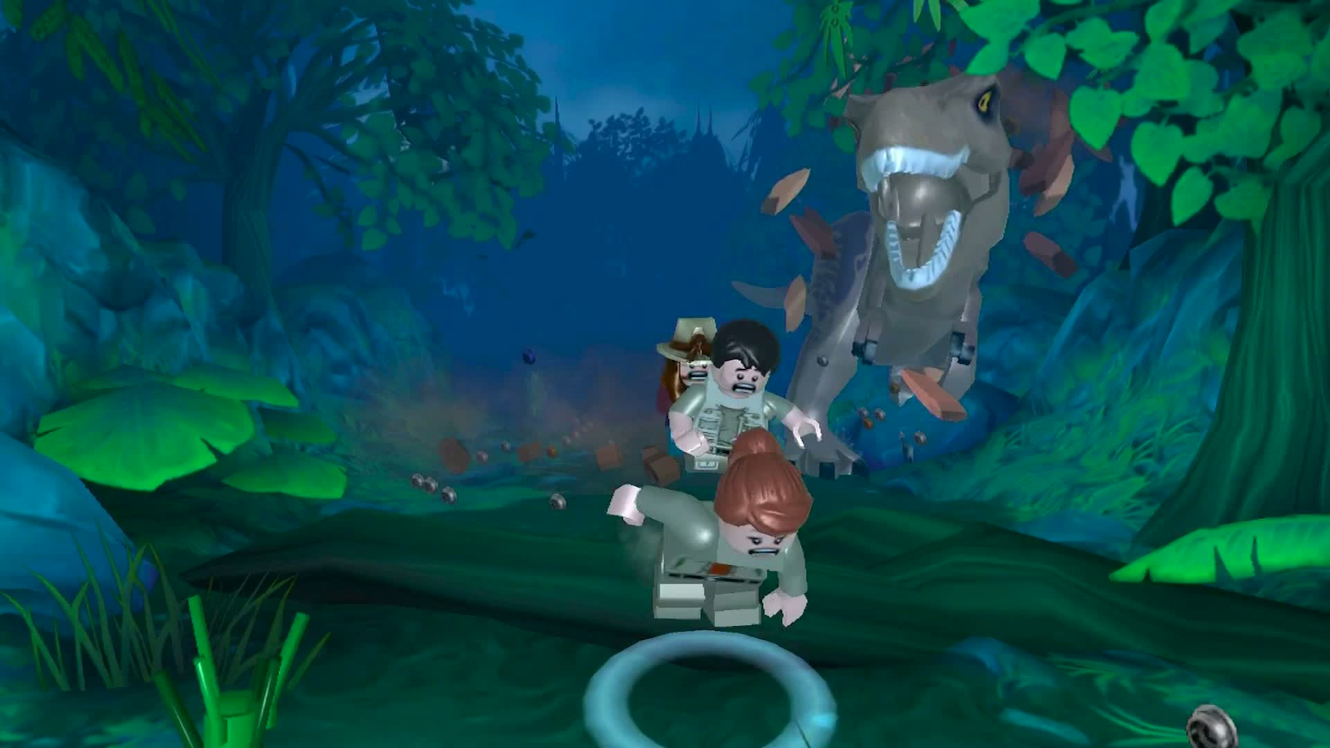 Mobile Launch Trailer   LEGO Jurassic World