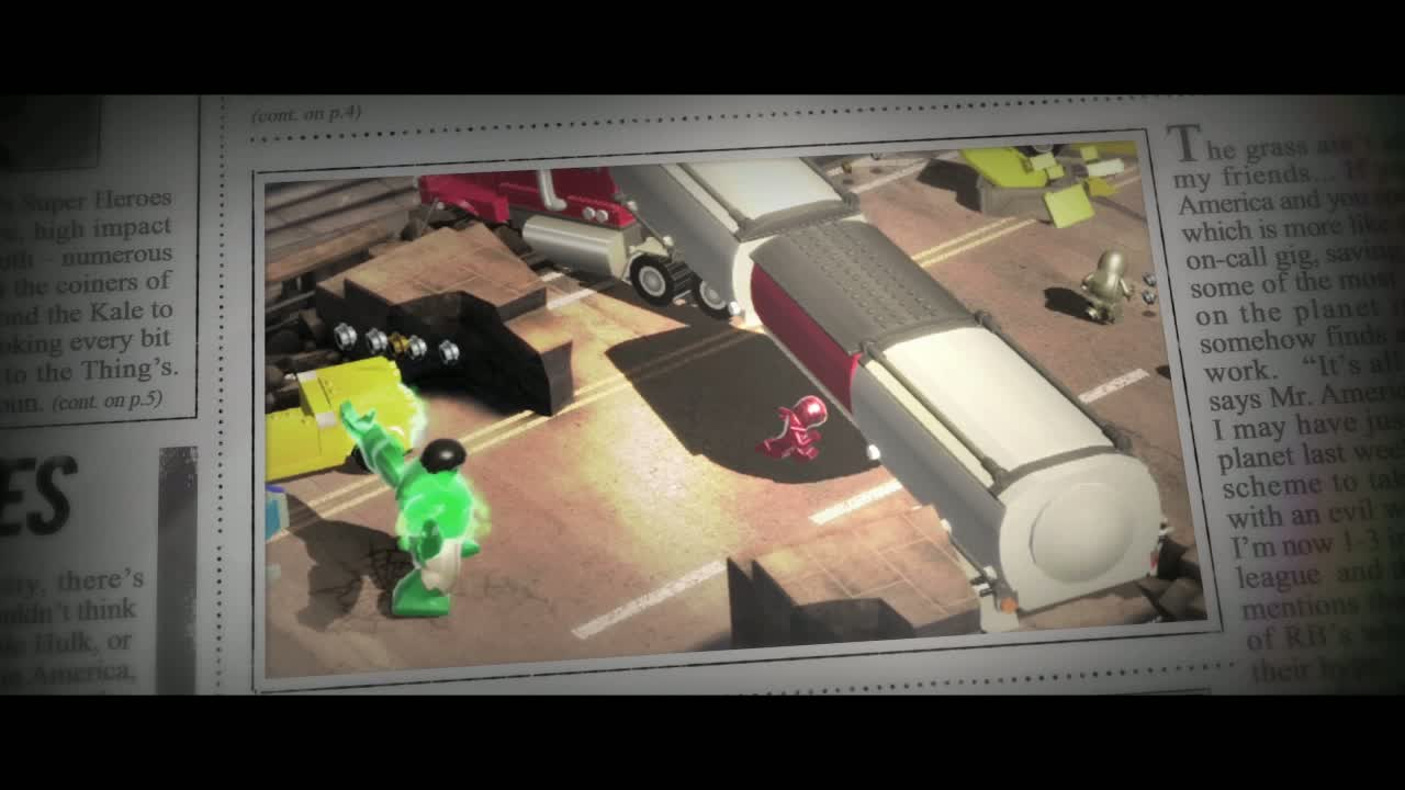 LEGO Marvel Super Heroes  Videos and Trailers