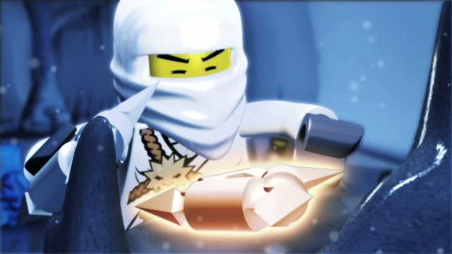 Ice Dragon Video | Lego Ninjago: The Videogame