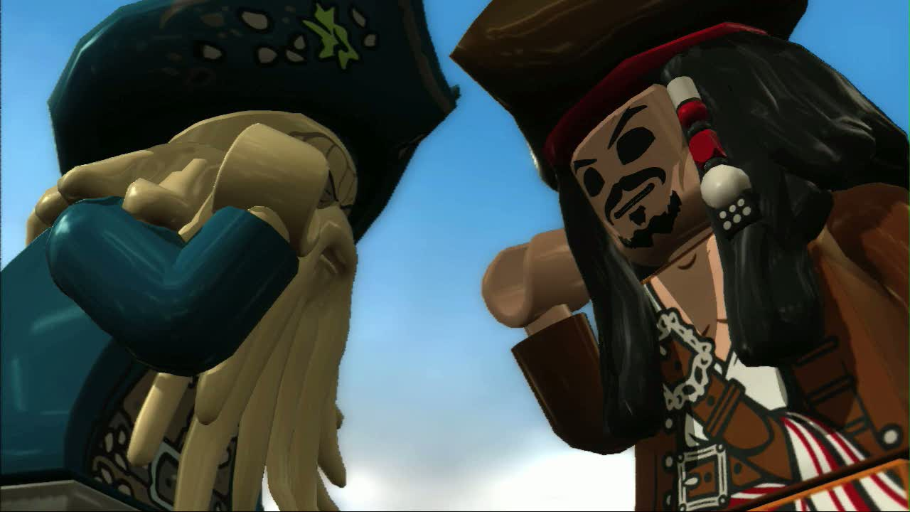 LEGO Pirates of the Caribbean  Videos and Trailers