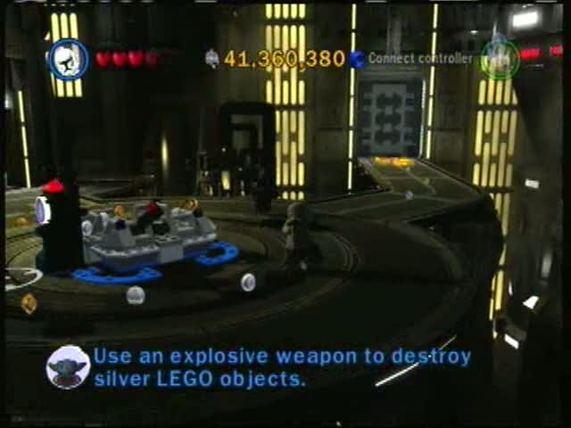 Obtaining the x10 Multiplier | Lego Star Wars III: The Clone Wars