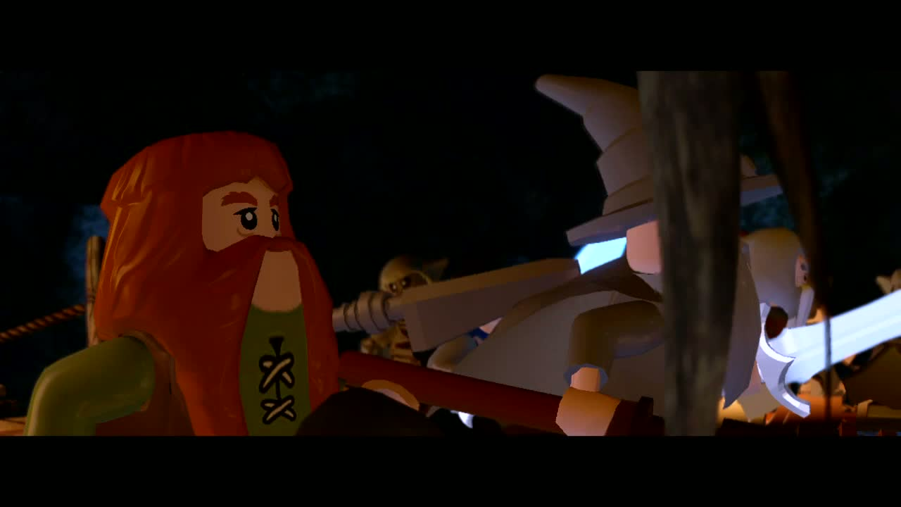 LEGO The Hobbit   Videos and Trailers