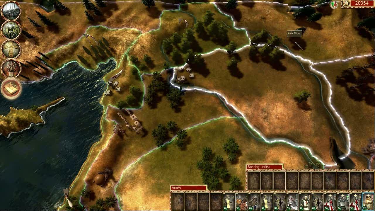 Gameplay video | Lionheart: Kings Crusade