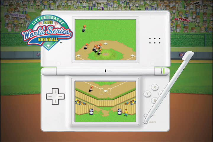 Little League World Series Baseball 2009  Videos and Trailers