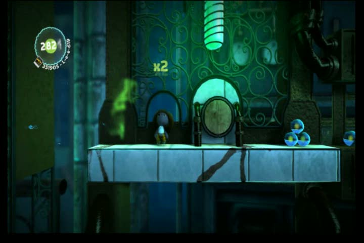 Currant Affairs | LittleBigPlanet 2