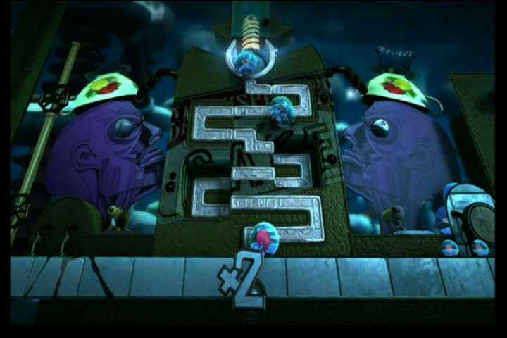 Currant Affairs - 2-Player | LittleBigPlanet 2