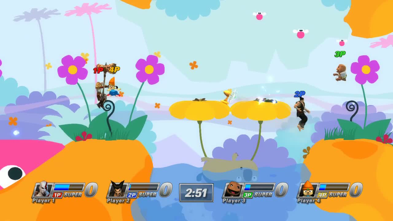 LocoRoco  Videos and Trailers