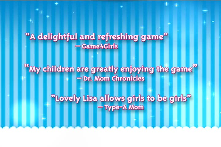 Lovely Lisa and Friends  Videos and Trailers