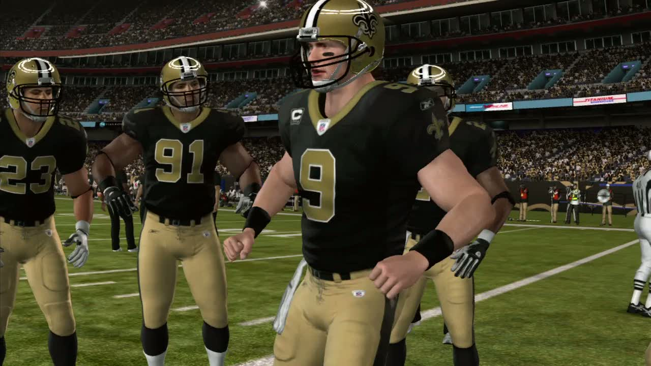Season simulation sizzle video | Madden NFL 11