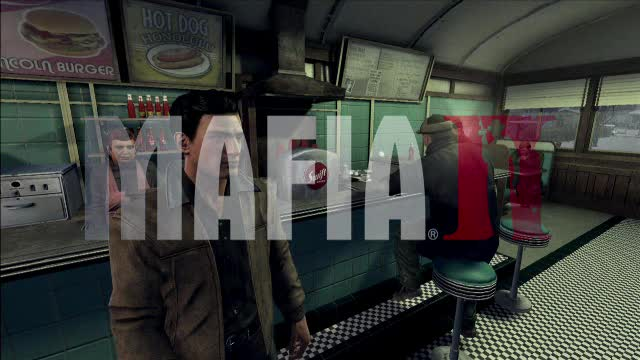 A walkthrough trailer, with voiceover by producer Denby Grace | Mafia 2