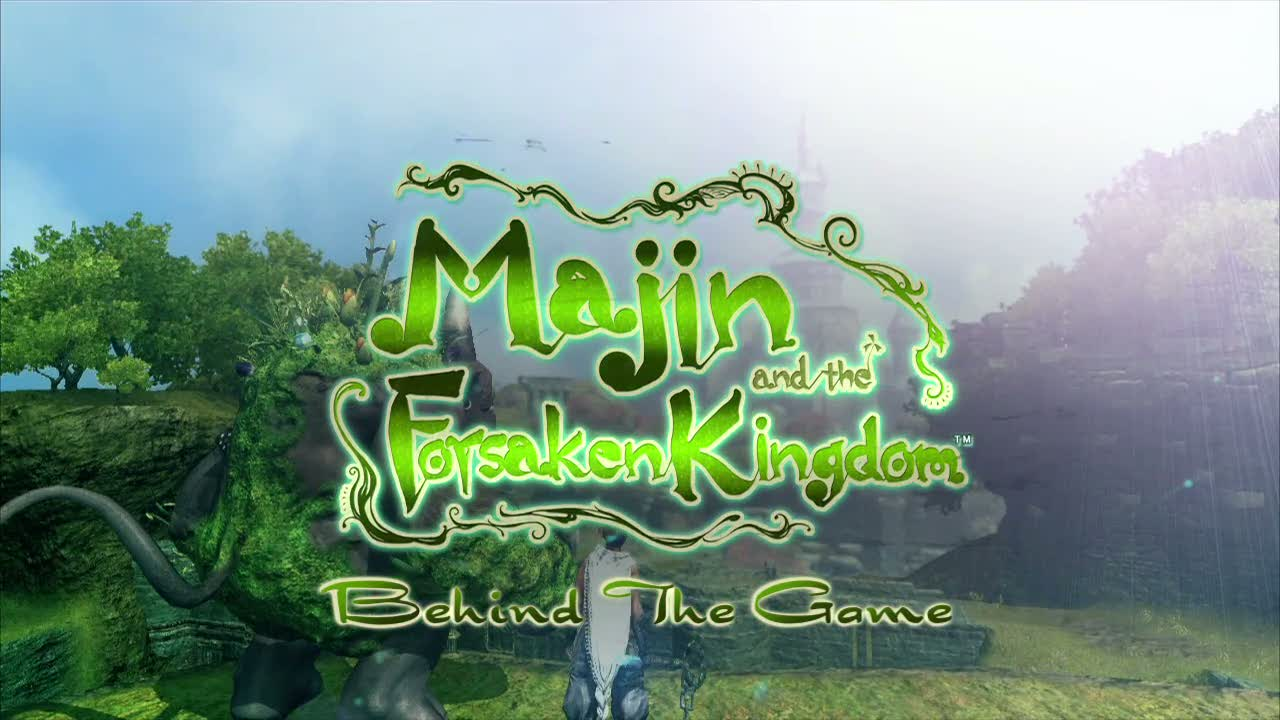 Behing the Game Video #2 | Majin and the Forsaken Kingdom