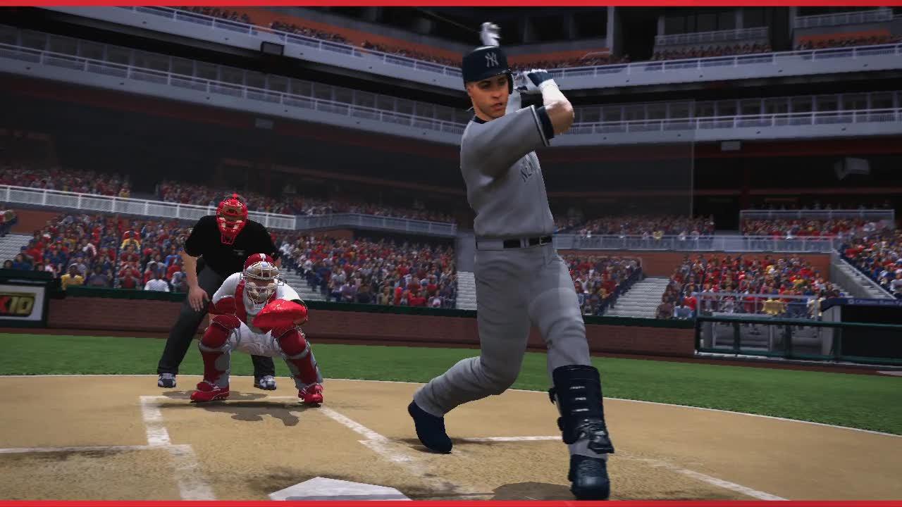 Sizzle Trailer | Major League Baseball 2K10