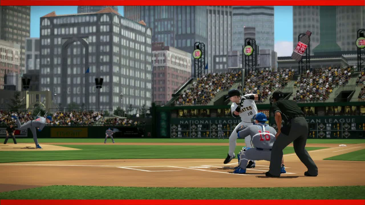 Trailer | Major League Baseball 2K12