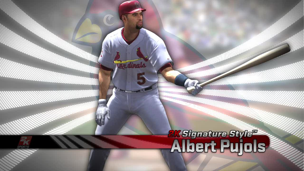 Teaser Trailer 4 - Signature Style 2 | Major League Baseball 2K9