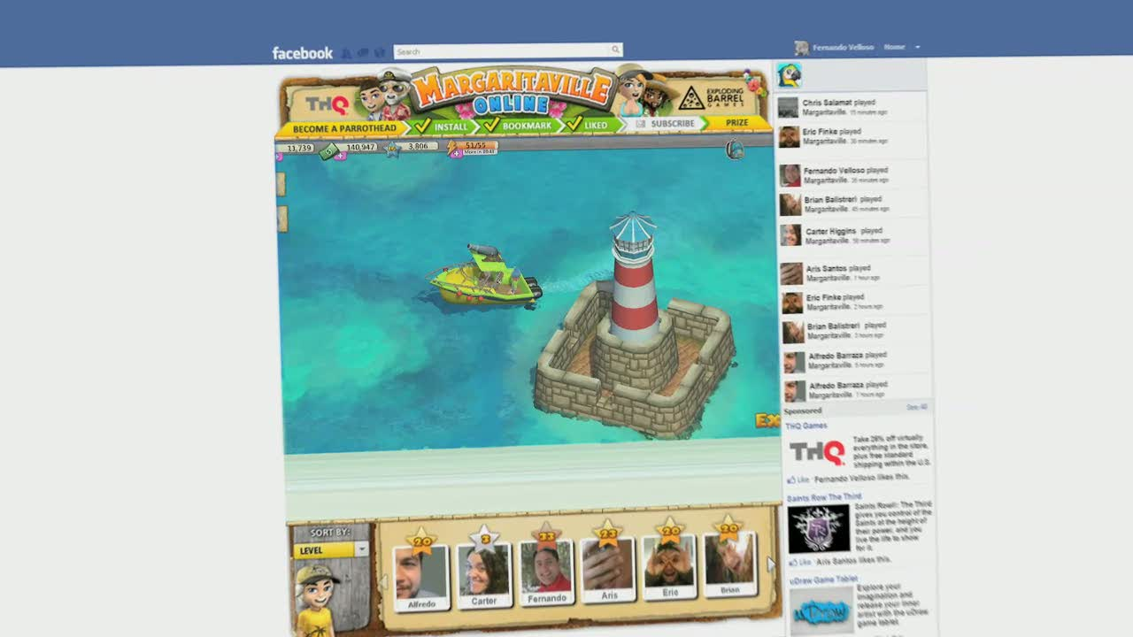 Margaritaville Online  Videos and Trailers