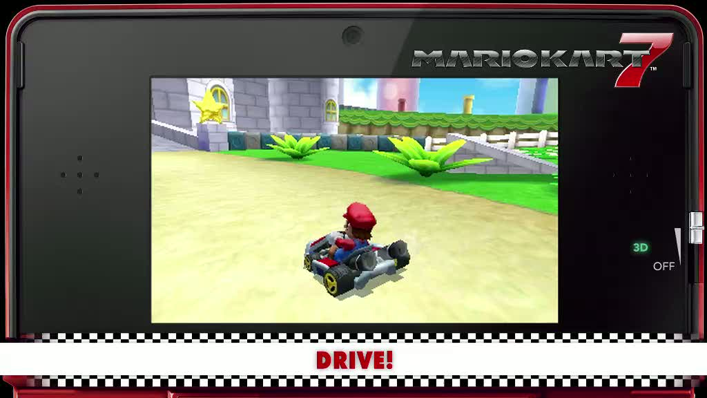 3DS Pre-Order Video | Mario Kart 7
