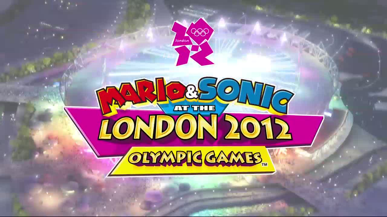 Mario & Sonic at the London 2012 Olympic Games  Videos and Trailers