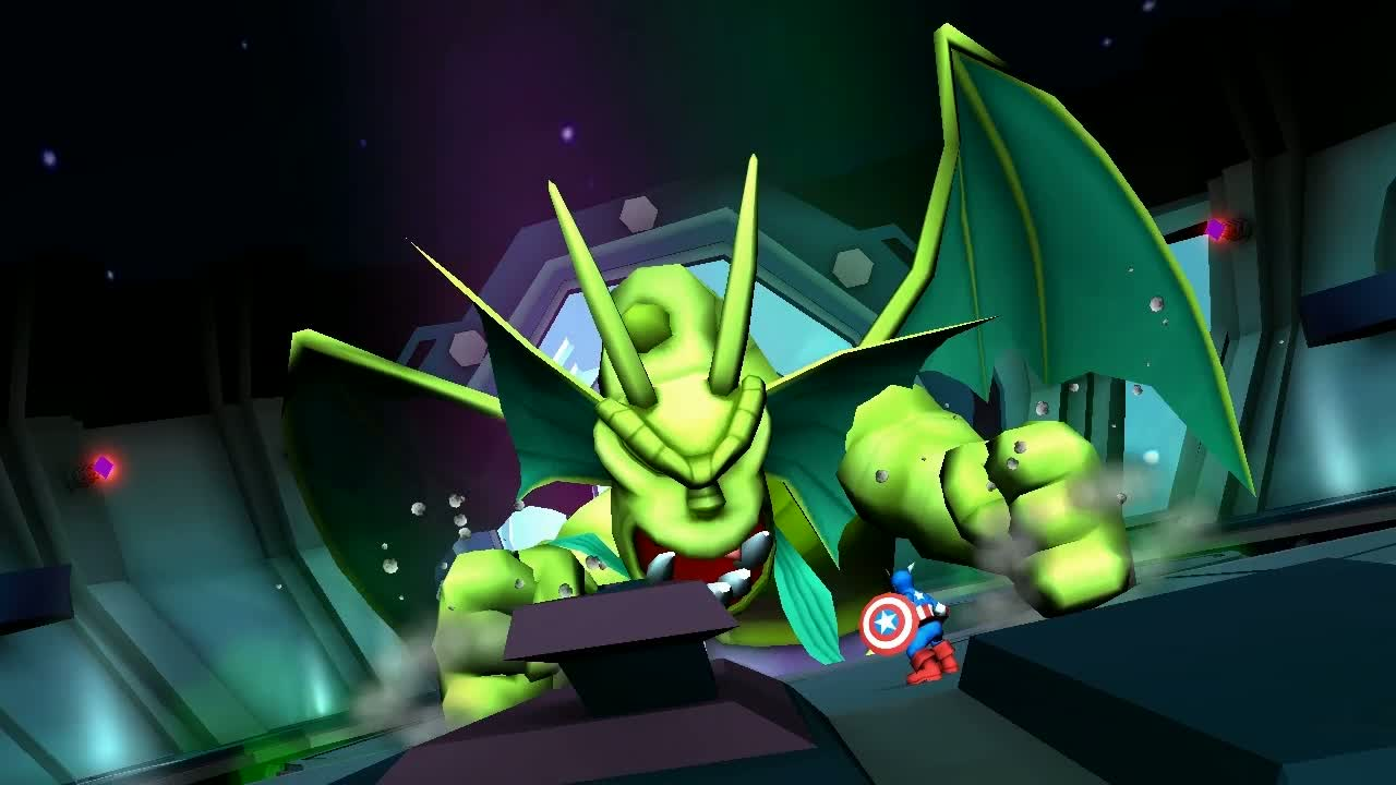 Marvel Super Hero Squad Online  Videos and Trailers