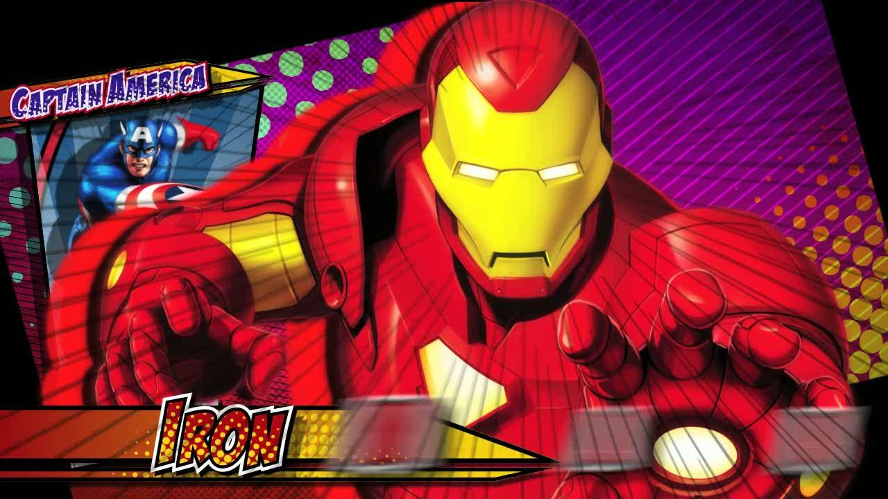 Marvel Superheroes 3D: Grandmaster's Challenge  Videos and Trailers