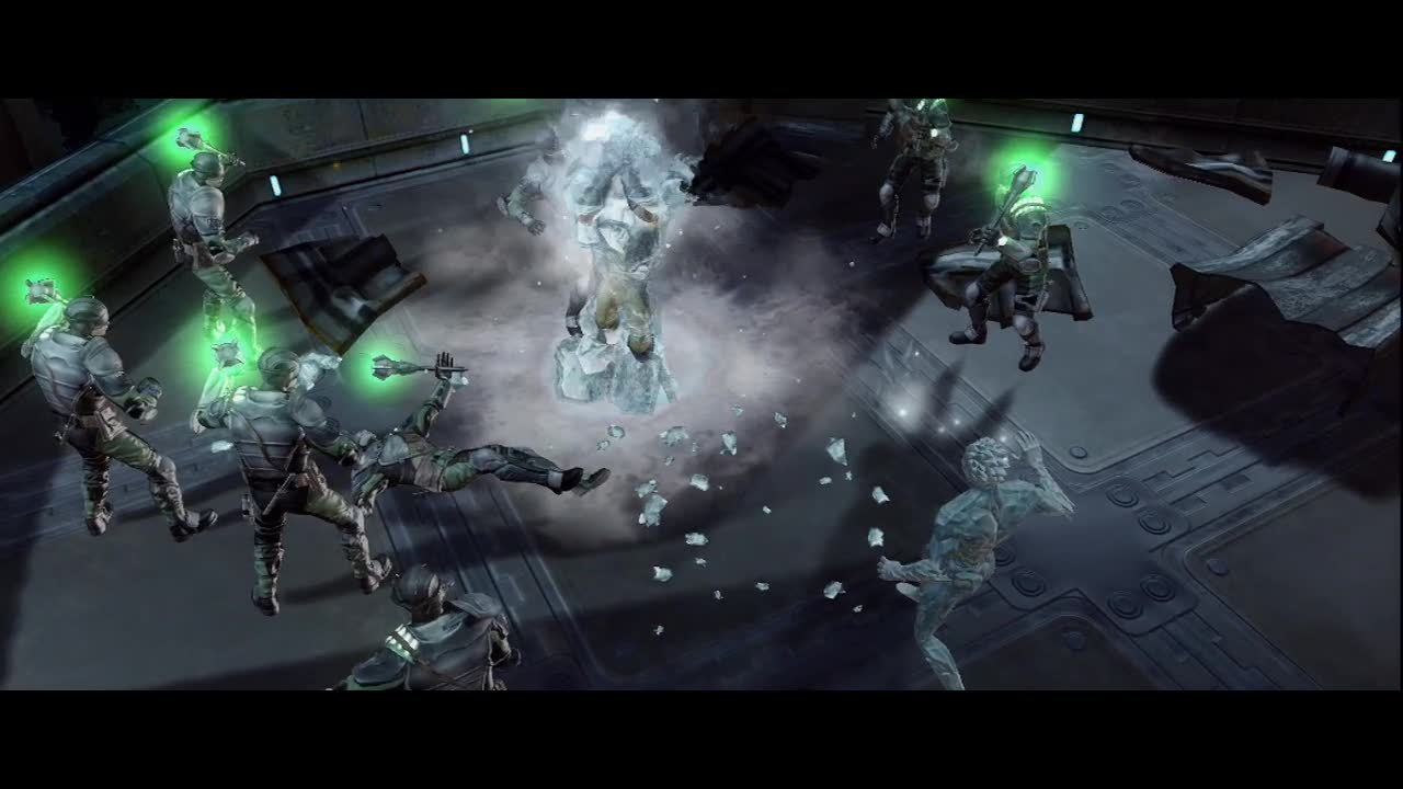Iceman Vignette Trailer | Marvel Ultimate Alliance 2