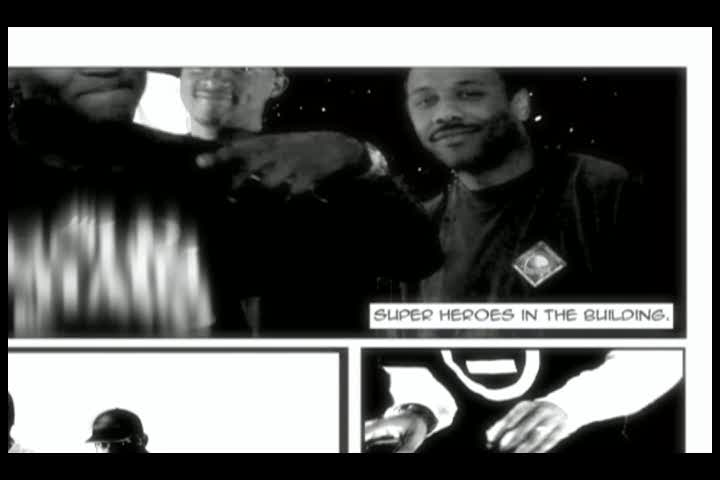 MvC2 Mix Tape Video Premiere: Planet Asia and DJ Toure | Marvel vs. Capcom 2