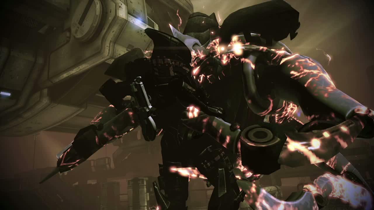 'Retaliation' Announcement Trailer | Mass Effect 3