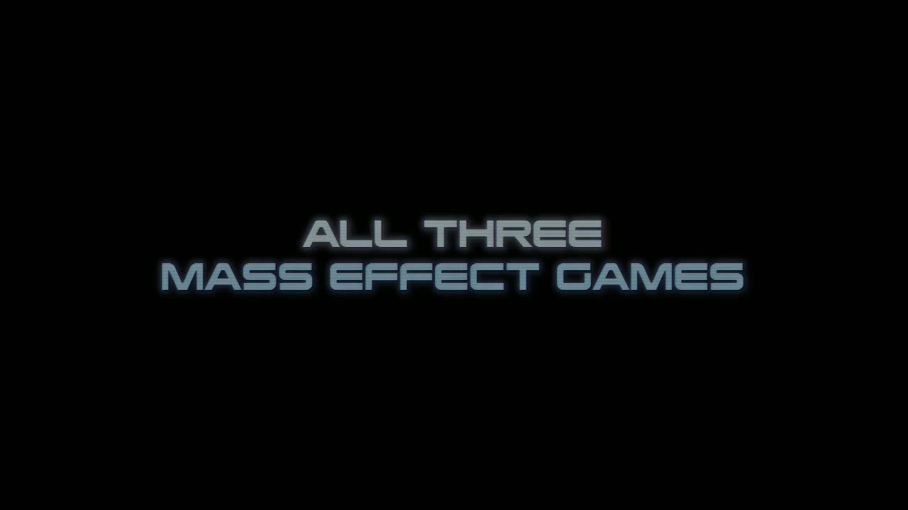 Mass Effect Trilogy  Videos and Trailers