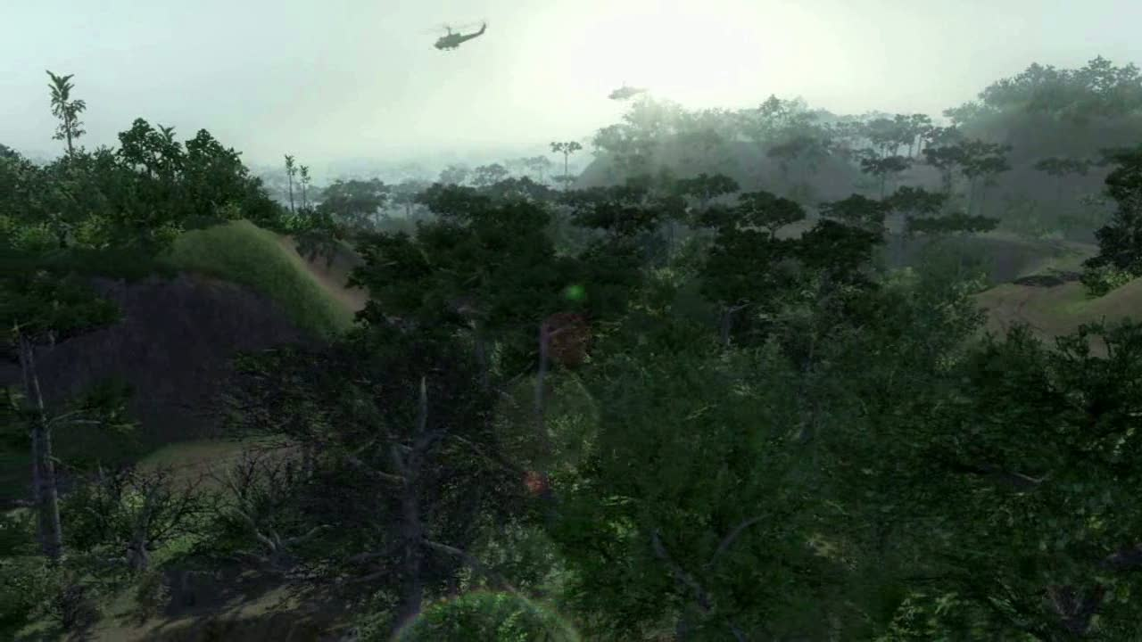 Men of War: Vietnam  Videos and Trailers