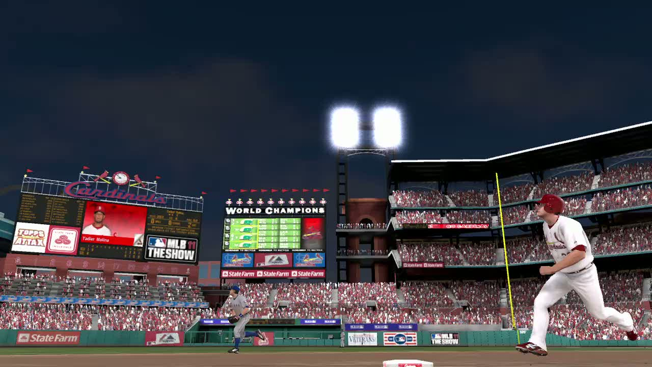 World Series prediction video | MLB 11: The Show