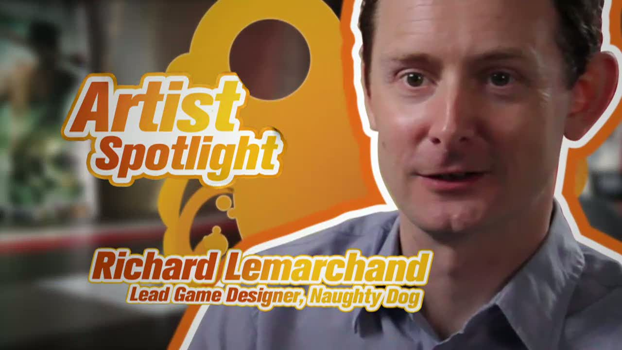 Richard Lemarchand Video | Mod Nation Racers