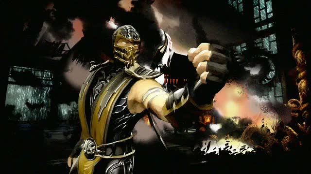 Scorpion Trailer | Mortal Kombat