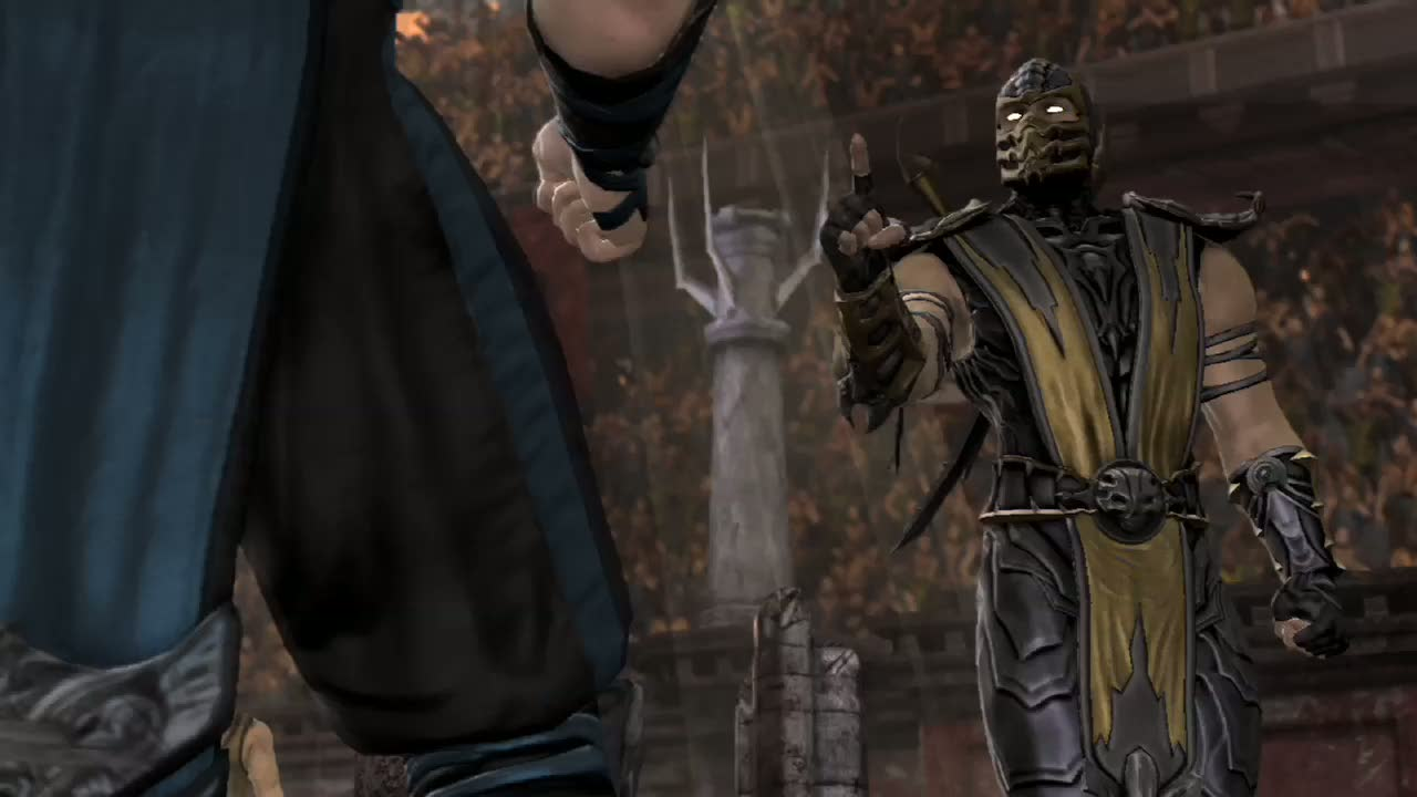 Sub Zero Trailer #2 | Mortal Kombat