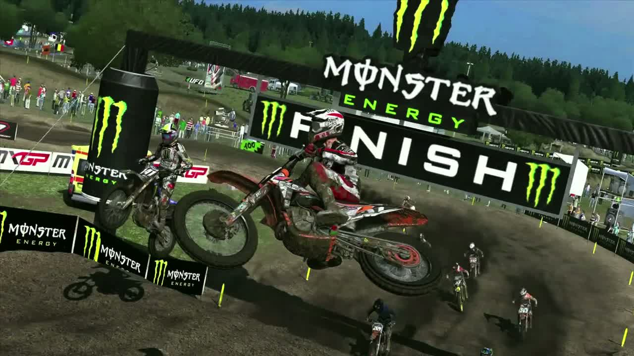 MXGP - The Official Motocross Videogame  Videos and Trailers