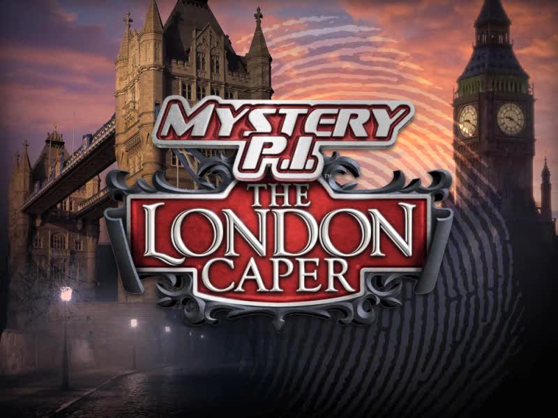 Mystery P.I. : The London Caper  Videos and Trailers