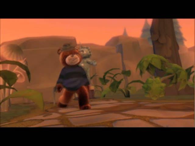 Freddy Bear Pre-Order Video | Naughty Bear