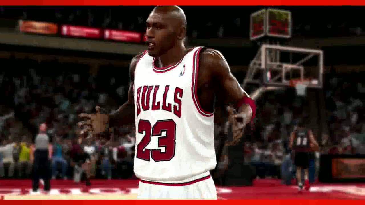 Michael Jordan's Greatest Moments | NBA 2K11