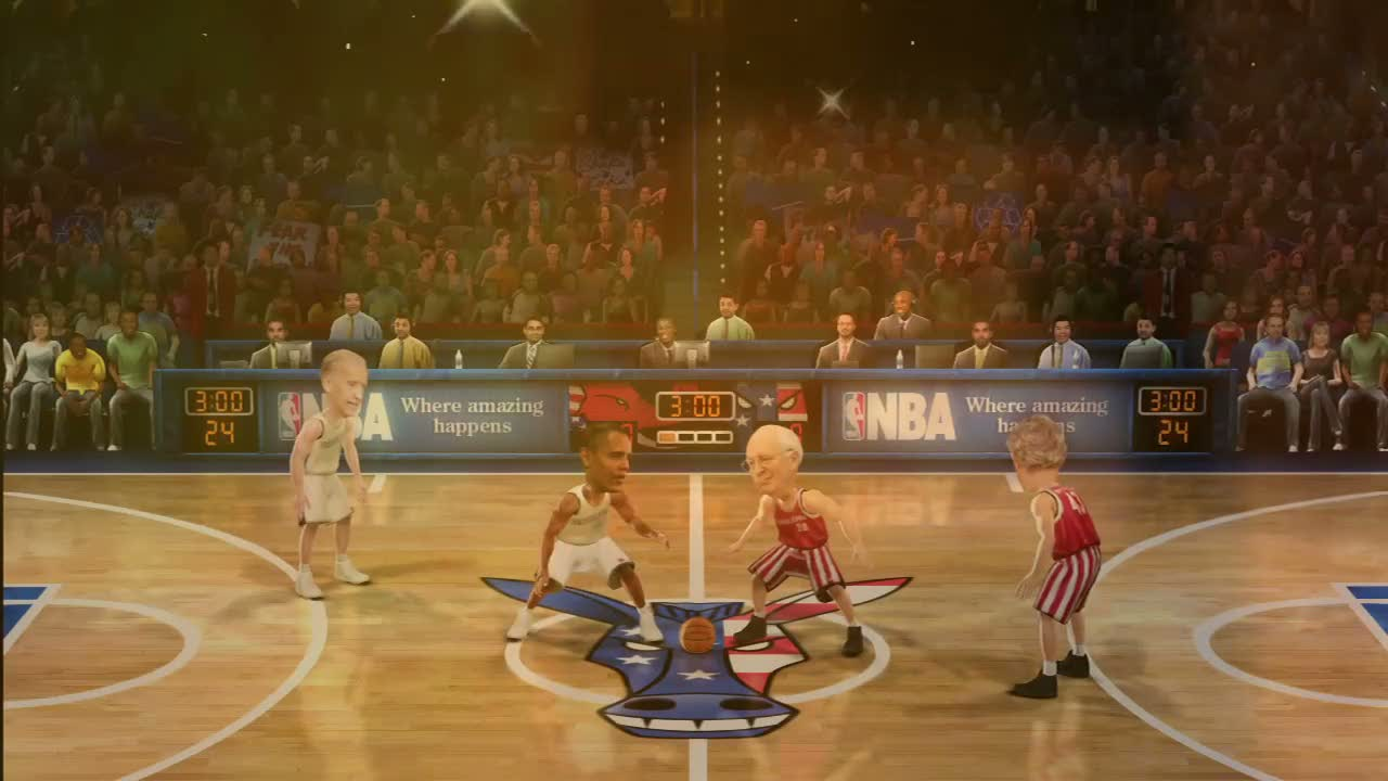 Politicians Video | NBA Jam