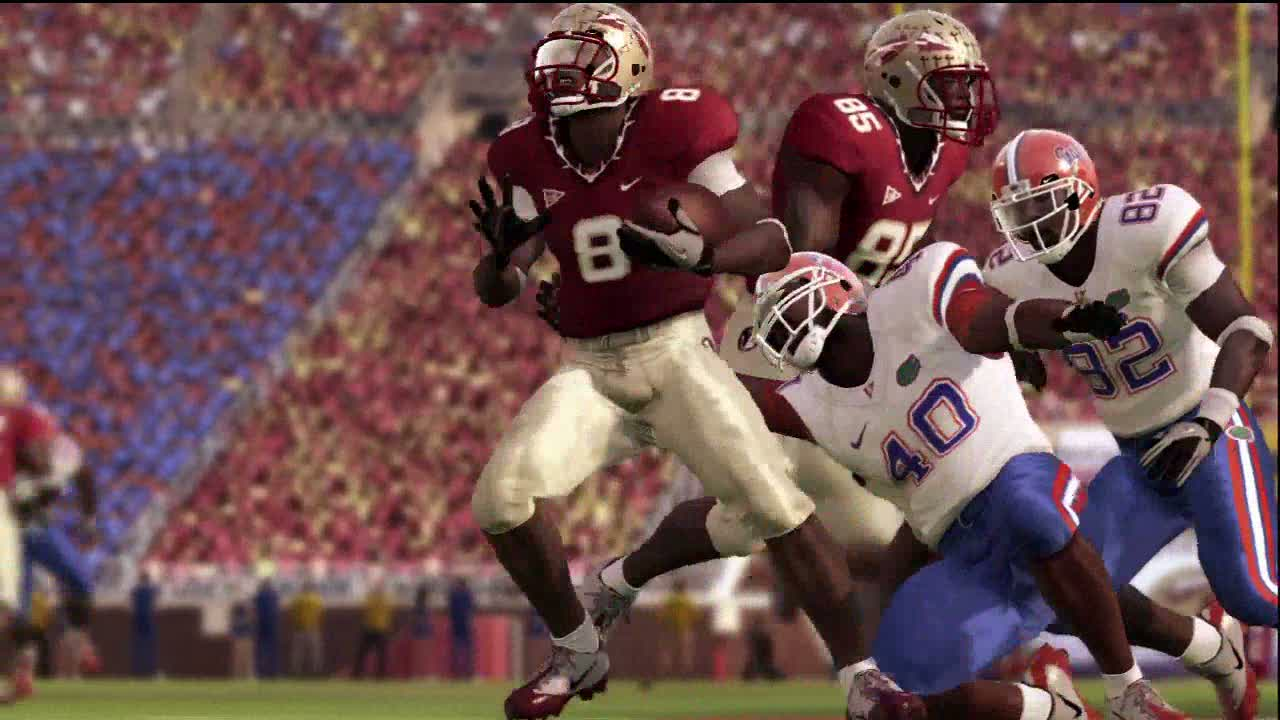 NCAA Football 11  Videos and Trailers