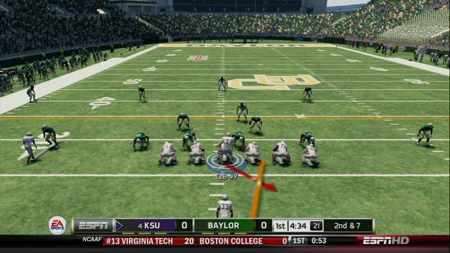 NCAA Football 13  Videos and Trailers