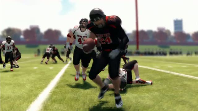'Playbook #5: Road To Glory' Video. | NCAA Football 13