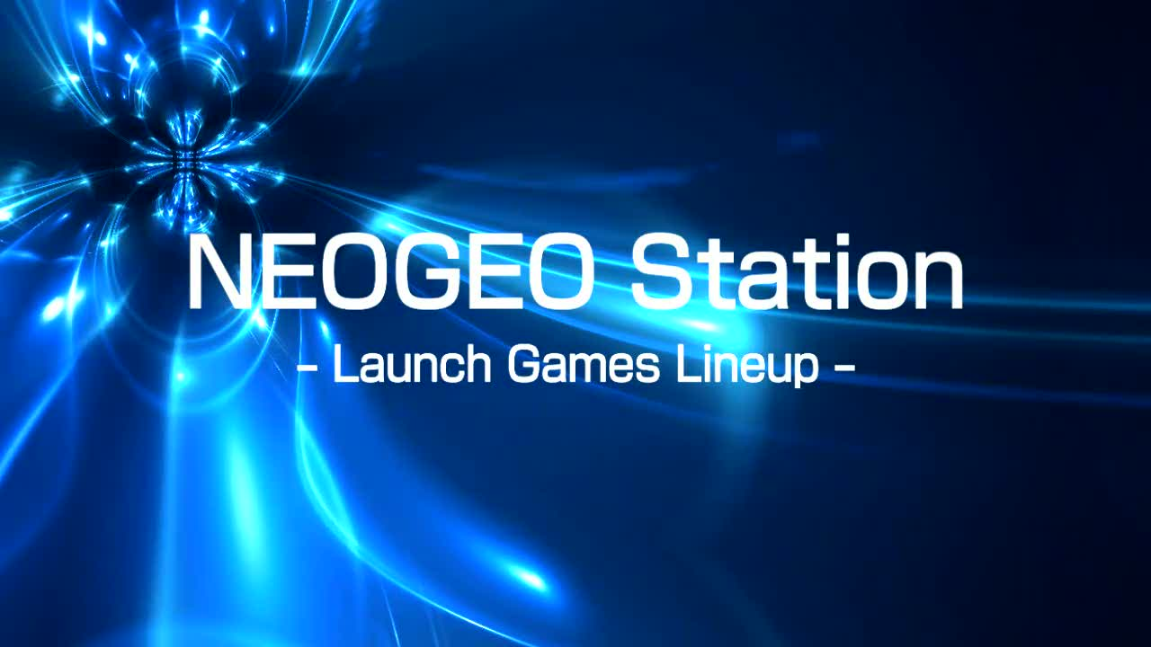 NEOGEO Station  Videos and Trailers
