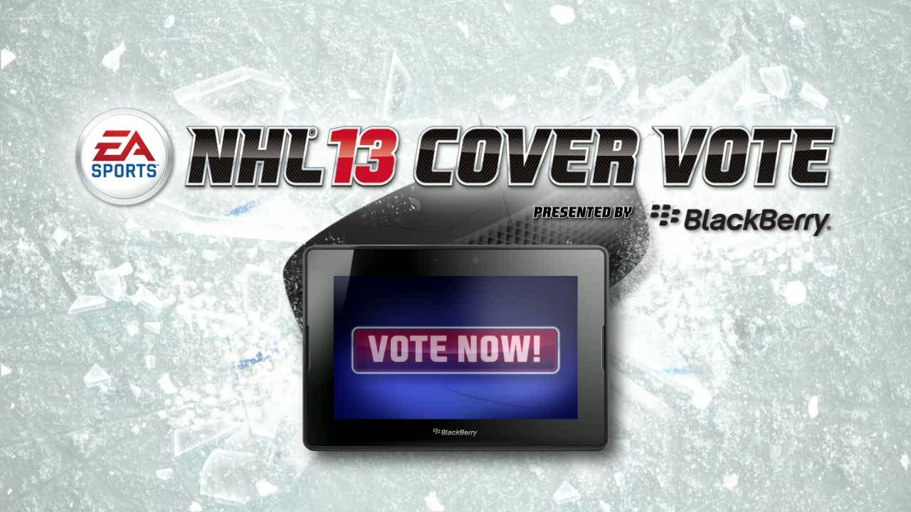 'Cover Vote' Video | NHL 12