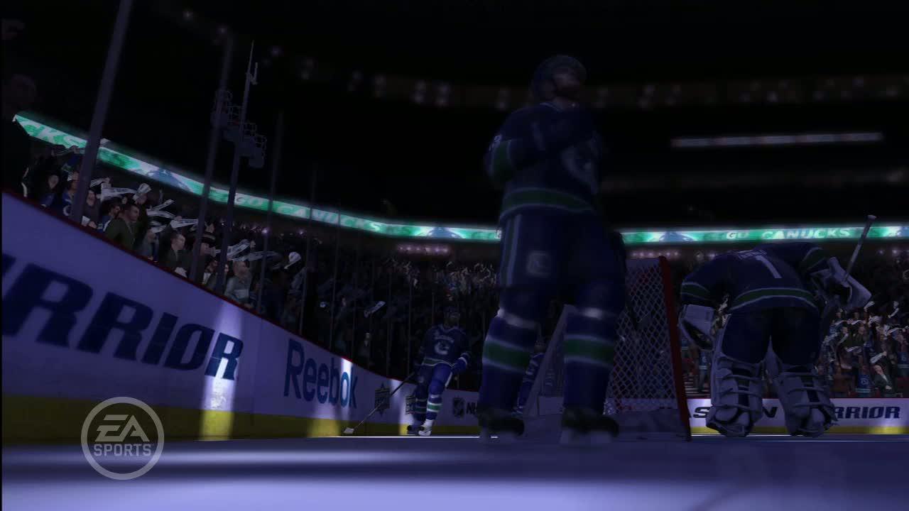 Sizzle Trailer | NHL 12