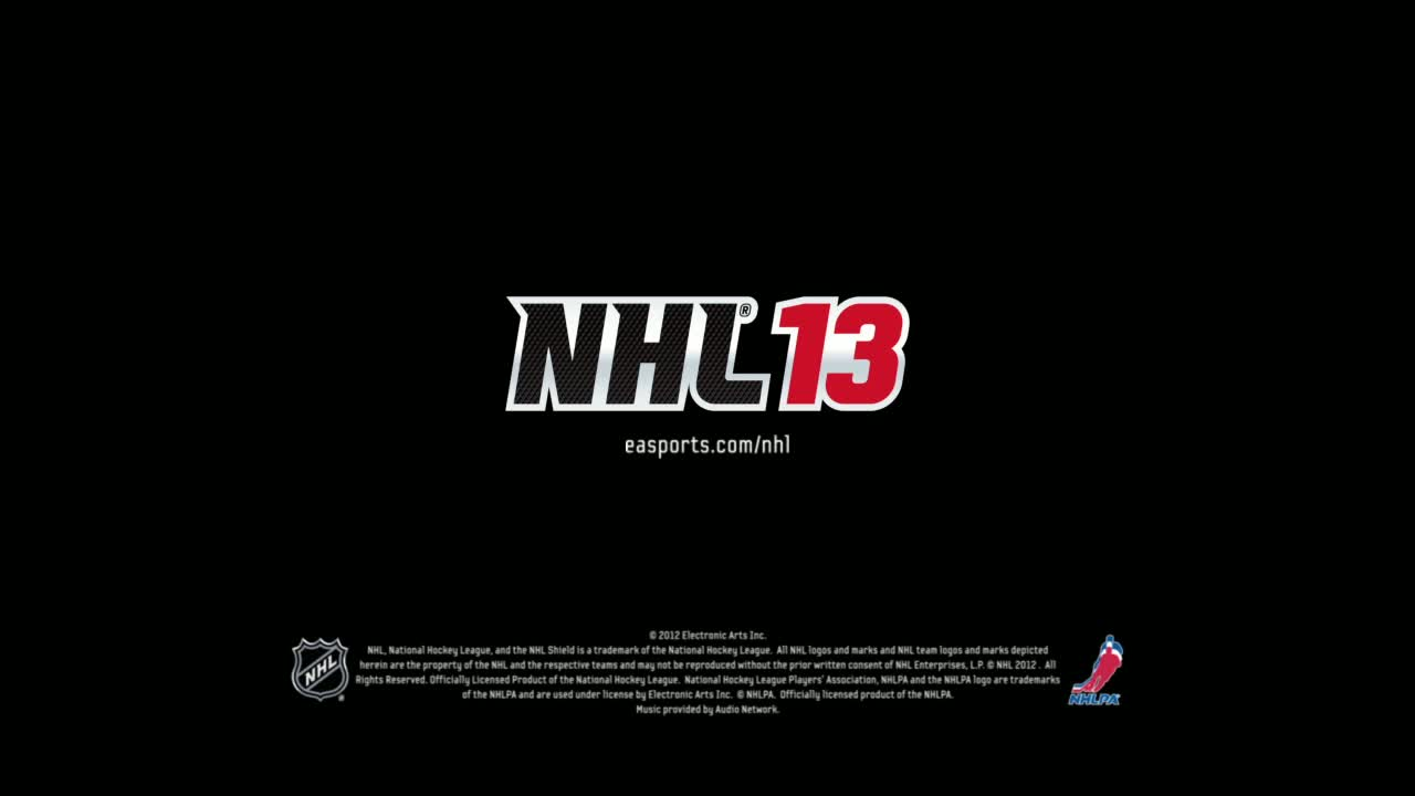 NHL 13  Videos and Trailers